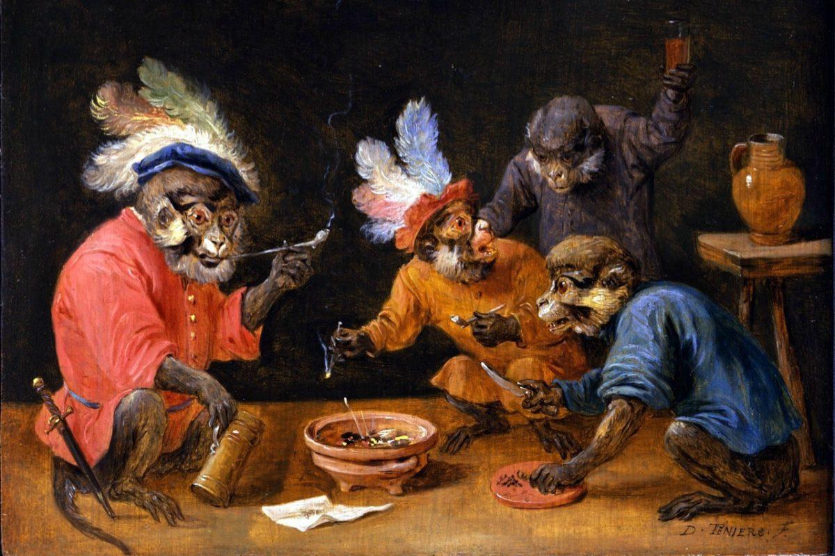 A majom – Ismerje meg, mit jelképeznek a festményeken ...